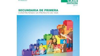 La educación secundaria en el Perú no ha cambiado en los últimos 50 años