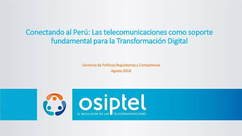 Rafael Muente- Conectando al Perú