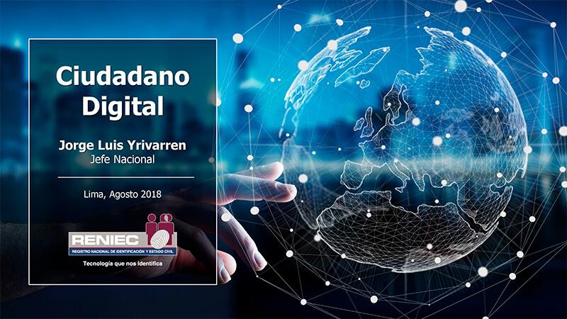 J Luis Yrrivarren - Ciudadano Digital