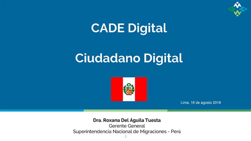 Roxana del Aguila - Ciudadano Digital