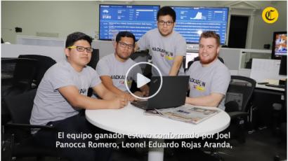 #EstoyAlerta: jóvenes peruanos diseñan una red social contra la delincuencia