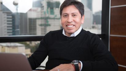 Pedro Cortez Rojas, Presidente de CADE Digital 2020