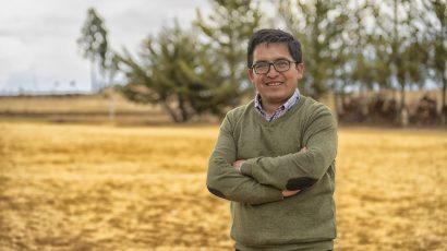 #MaestroExcelencia: Profesor peruano es nominado al Global Teacher Prize