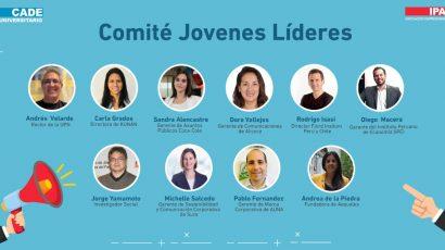 NOTA DE PRENSA – IPAE Asociación Empresarial conformó Comité Estratégico de Jóvenes Líderes 2020-2021