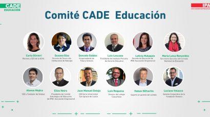 NOTA DE PRENSA – Carla Olivieri es la presidenta de CADE Educación 2020