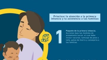 NOTA DE PRENSA – #RutaIPAE: Se propone reenfocar la estrategia para combatir la anemia durante la crisis sanitaria