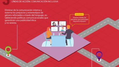NOTA DE PRENSA – #Líderesporlaequidad: La comunicación inclusiva promueve la equidad de género en las organizaciones y la sociedad