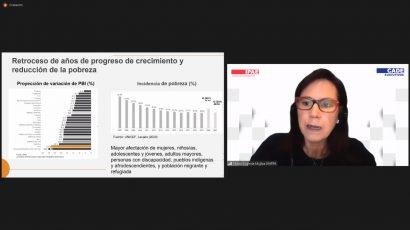 """NOTA DE PRENSA – #CADEejecutivos: """"El COVID-19 ha traído una década de retroceso socioeconómico en apenas un año"""""""