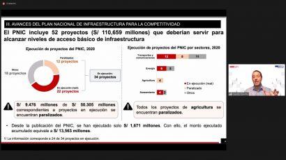 NOTA DE PRENSA – #CADEejecutivos: «La activación de ocho proyectos del plan nacional de infraestructura generaría hasta 122 mil nuevos puestos de trabajo»