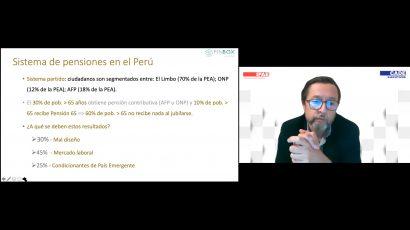 """NOTA DE PRENSA – #CADEejecutivos: """"La informalidad es el principal obstáculo para construir un mejor sistema de pensiones"""""""