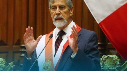 NOTA DE PRENSA – Saludamos al nuevo Presidente del Perú, Francisco Sagasti