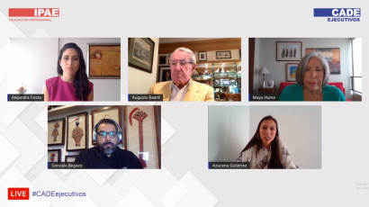 NOTA DE PRENSA – #CADEejecutivos: Diálogo, consensos y compromiso, la receta del sector empresarial para un mejor Perú tras la crisis sanitaria