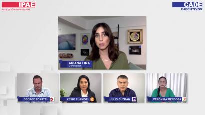 NOTA DE PRENSA – #CADEelectoral: Cuáles son las propuestas de los candidatos para recuperar el equilibrio fiscal del país