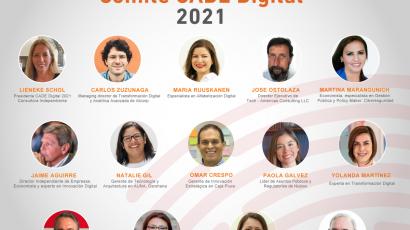 NOTA DE PRENSA – #CADEdigital: Lieneke Schol es la presidenta de  CADE Digital 2021