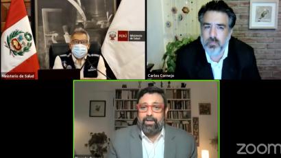 NOTA DE PRENSA – CADEx: Ciudadanía, solidaridad y unidad, las grandes lecciones que deja la pandemia a los escolares