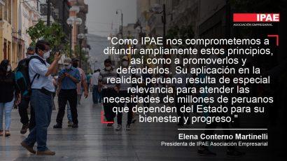 COLUMNA DE OPINIÓN – PRINCIPIOS DE POLÍTICA SOCIAL EFECTIVA