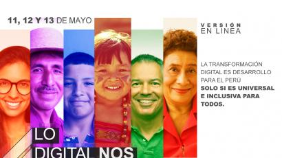 #CADEDIGITAL SE INICIA MAÑANA PARA FORJAR UNA TRANSFORMACIÓN DIGITAL INCLUSIVA EN BENEFICIO DE TODOS LOS PERUANOS