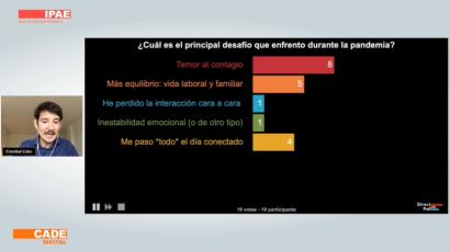 """#CADEDigital: """"EL DESARROLLO DE COMPETENCIAS DIGITALES ES FUNDAMENTAL PARA CRECER COMO UNA SOCIEDAD CREATIVA Y RESILIENTE"""""""