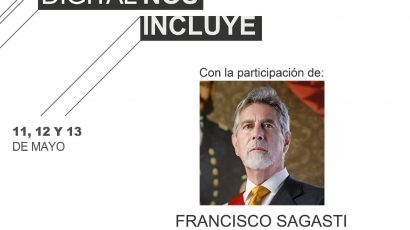 #CADEDigital: PRESIDENTE DE LA REPÚBLICA, FRANCISCO SAGASTI, BRINDARÁ DISCURSO