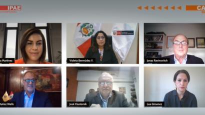 #CADEDigital: PERÚ ESTÁ POR ENCIMA DE LOS PROMEDIOS REGIONALES Y GLOBALES EN GOBIERNO DIGITAL