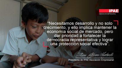 COLUMNA DE OPINIÓN – DEMOCRACIA, MERCADO Y PROTECCIÓN SOCIAL