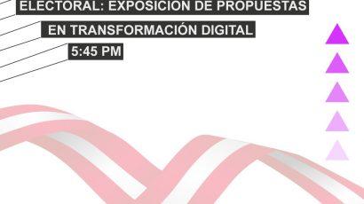 #CADEDIGITAL: REPRESENTANTES DE PERÚ LIBRE Y FUERZA POPULAR PARTICIPARÁN EN LA SESIÓN ELECTORAL DEL EVENTO
