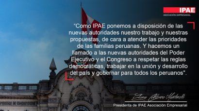 COLUMNA DE OPINIÓN – Gobierno para todos los peruanos