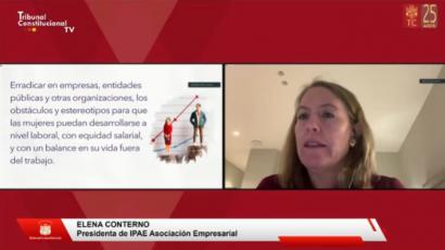 """NOTA DE PRENSA – AGENDA MUJER BICENTENARIO: """"Así como no podemos dejar la solución de los problemas del país solo a los políticos, tampoco podemos dejarla solo a los hombres"""""""