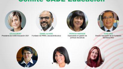 """#CADEedu – Lea Sulmont es la presidenta de la 13° edición de CADE educación: """"Activando la Educación"""""""