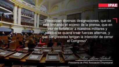 COLUMNA DE OPINIÓN – Contrapesos y Democracia