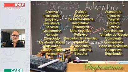 #CADEedu: EL DESARROLLO INTEGRAL DE LOS NIÑOS Y JÓVENES REQUIERE DEL COMPROMISO NO SOLO DE ESTUDIANTES Y DOCENTES, SINO DE TODA LA SOCIEDAD